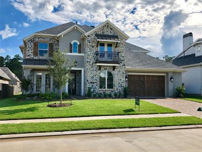Conroe Single Family Home For Sale: 55 Oak Estates Drive