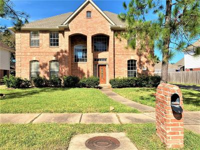 Houston TX Single Family Home For Sale: $279,800