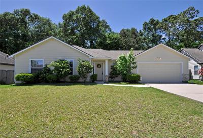 Conroe Single Family Home For Sale: 16397 Danika Oak Drive
