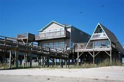 Surfside Beach Single Family Home For Sale: 109 Beach