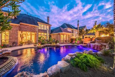 Katy Single Family Home For Sale: 25706 Oakton Springs Drive
