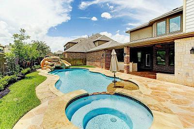 Katy Single Family Home For Sale: 3511 Fox Arbor Lane