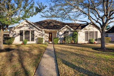 League City Single Family Home For Sale: 112 Meadow Gate Drive