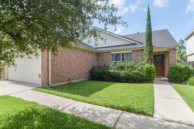 Tomball Single Family Home For Sale: 11323 Cabbot Cove Court
