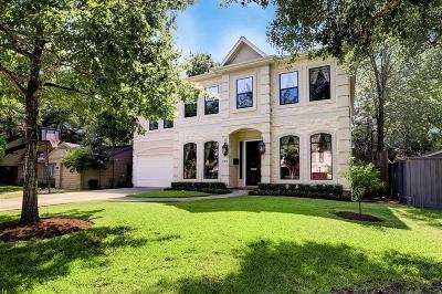 Bellaire Single Family Home For Sale: 139 Beverly Lane