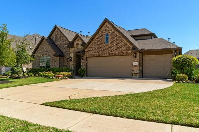 Tomball Single Family Home For Sale: 13403 Columbia Key Drive