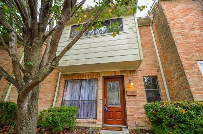 Condo/Townhouse For Sale: 752 Worthshire Street