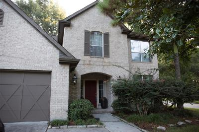 Harris County Single Family Home For Sale: 3202 Pine Alcove Court