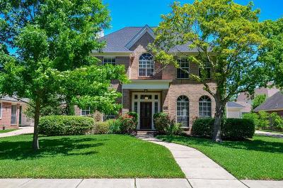 Missouri City Single Family Home For Sale: 4614 Pebblestone Drive
