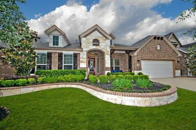 Cinco Ranch Single Family Home For Sale: 28530 Hunters Shore Drive