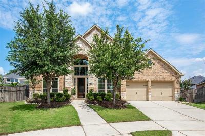 Fulshear Single Family Home For Sale: 27414 Manor Falls Lane