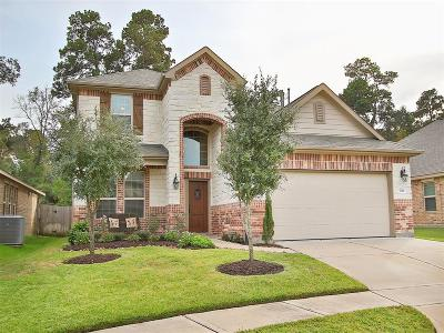 Spring Single Family Home For Sale: 7519 Simpson Springs Lane