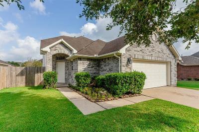Alvin Single Family Home For Sale: 1807 Coronel Street