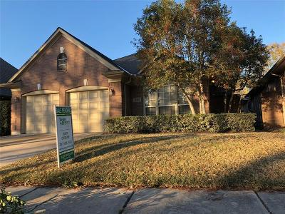 Houston TX Single Family Home For Sale: $250,000