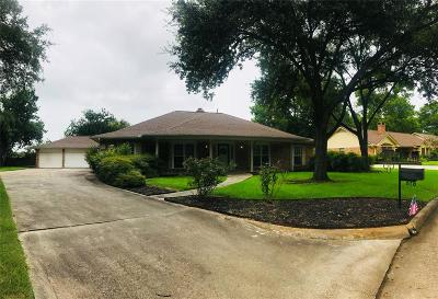 Tomball Single Family Home For Sale: 614 E Pecan Drive