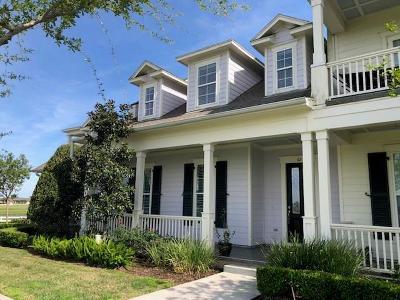 Galveston Condo/Townhouse For Sale: 62 Island Passage Passage