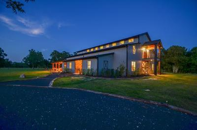 Fort Bend County Country Home/Acreage For Sale: 19220 Fm 442 Road