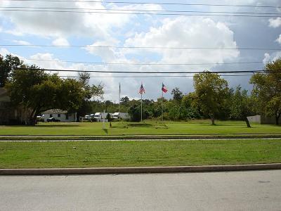 Houston Residential Lots & Land For Sale: Wallisville Road