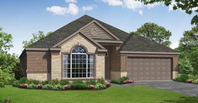 Rosenberg Single Family Home For Sale: 2915 Dogwood Knoll Trail