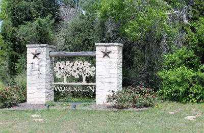 Cat Spring Farm & Ranch For Sale: 0001 Woodglen Way