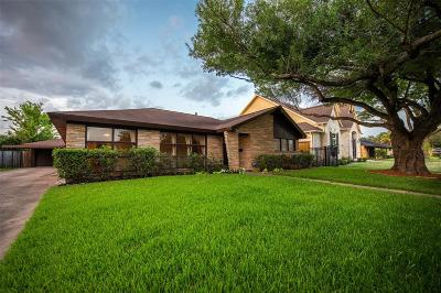 Houston Single Family Home For Sale: 4030 Martinshire Drive