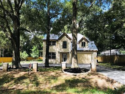 New Caney Single Family Home For Sale: 20548 McGager Drive