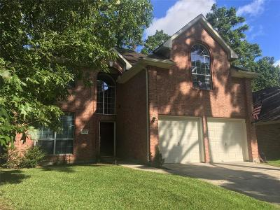 Montgomery Single Family Home For Sale: 12114 Browning Drive