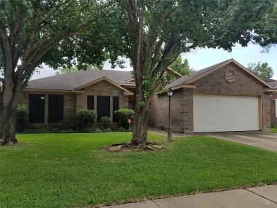 Katy TX Single Family Home For Sale: $169,990