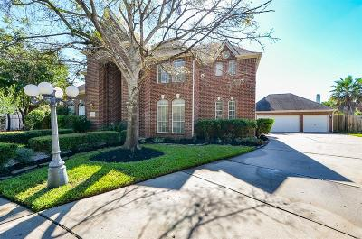 Houston Single Family Home For Sale: 2007 Whittington Court S