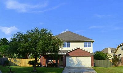 Tomball Single Family Home For Sale: 22926 Cinder Creek Court