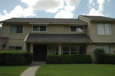 Houston TX Condo/Townhouse For Sale: $115,000