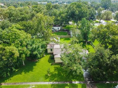 Sugar Land Single Family Home For Sale: 126 4th Street