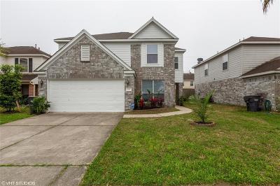 Houston Single Family Home For Sale: 1122 Wabash Elm Street
