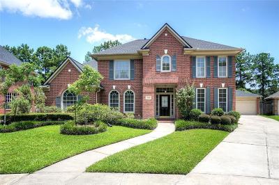 Houston Single Family Home For Sale: 5206 Pebble Way Lane