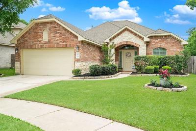Conroe Single Family Home For Sale: 174 Maple Grove Drive