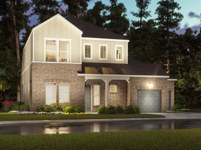 Houston Single Family Home For Sale: 10017 Waving Grain Lane