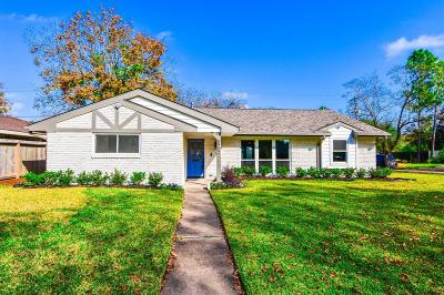 Houston Single Family Home For Sale: 5502 Bankside Drive