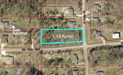 Montgomery County Residential Lots & Land For Sale: 17030 N Saba