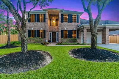 Tomball Single Family Home For Sale: 17107 Ajuga Court