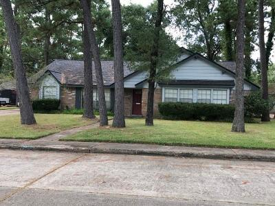 Dickinson Single Family Home For Sale: 2914 Colonial Drive