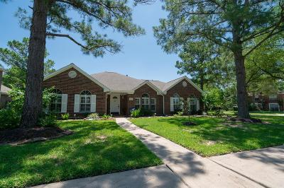 Friendswood Single Family Home For Sale: 401 Golden Leaf Drive