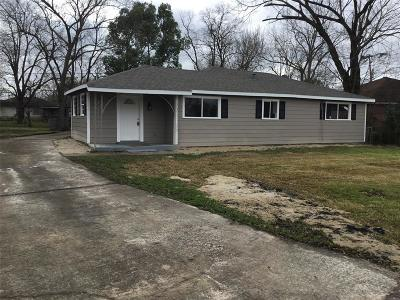 Pasadena Single Family Home For Sale: 1314 Jackson Avenue