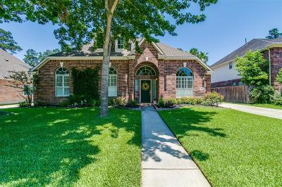 Spring Single Family Home For Sale: 1615 Pincher Creek Drive