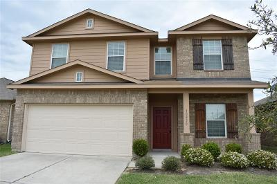 Tomball Single Family Home For Sale: 10830 Harston Drive