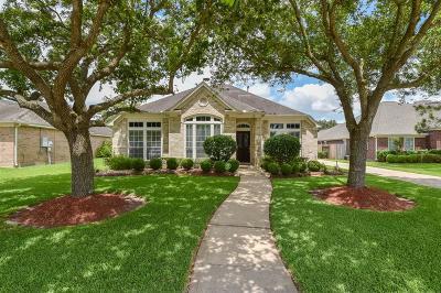 League City Single Family Home For Sale: 133 Bending Brook Lane