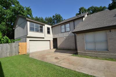 Houston Single Family Home For Sale: 11917 Sandpiper Drive