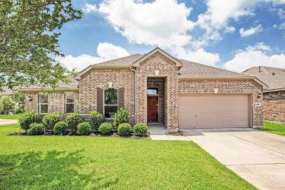 Manvel Single Family Home For Sale: 2734 Farlow Lane