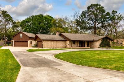 Santa Fe Single Family Home For Sale: 4413 Avenue J