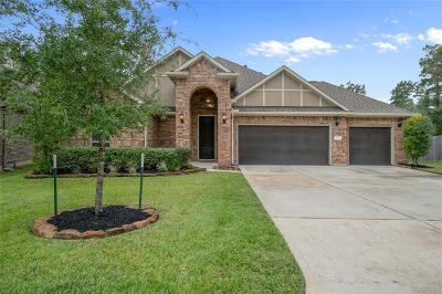 Conroe Single Family Home For Sale: 2002 Brodie Lane
