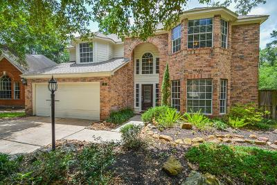 The Woodlands Single Family Home For Sale: 15 Stony Run Place